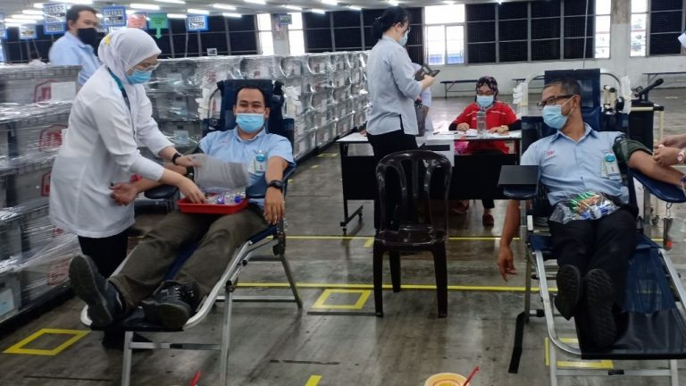 JKWH Blood Donation Campaign